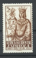 AFRICA  OCCIDENTAL  EDIFIL  2   MH  * - España