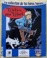 Tintin Au Tibet : Jeu 13 Niveaux Sur CD-Rom 1996 - Disques & CD