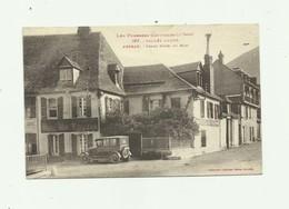65 - ARREAU - Grand Hotel Du Midi Auto Dos Note Hotel Bon état - Autres Communes