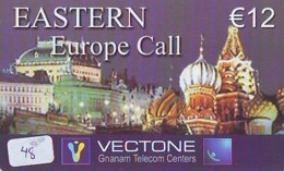 Telecarte  * RUSSIE Reliée (48) RUSSLAND Verbunden - RUSSIA  Related -RUSLAND-  Phonecard - - Paysages