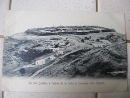 Le Fort JZEDDIN à L'entrée De La Sude Et L'ancienne Ville D' Apiera .  TBE - Grecia