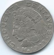 Mexico - 50 Centavos - 1978 Mo - KM452 - Mexico