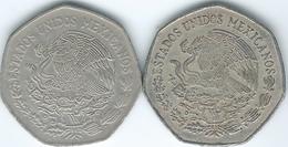 Mexico - 1976 - 10 Pesos (KM477.1) & 1978 (KM477.2) - Mexico