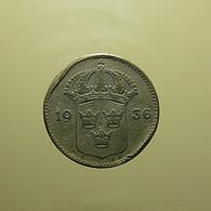 Sweden 10 Ore 1936 Silver - Schweden