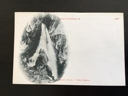 39 - LONS LE SAUNIER - Grotte Et Cascade - Vallée De Beaume - 681 - Lons Le Saunier