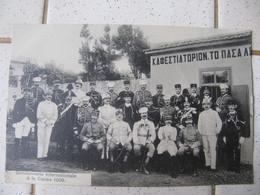 Gendarmerie Internationale à La Canée 1906  .  TBE - Grecia