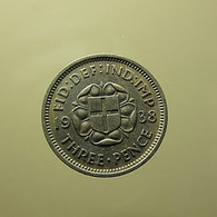 Great Britain 3 Pence 1938 Silver - F. 3 Pence