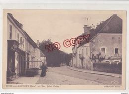 Au Plus Rapide Mont Sous Vaudrey Rue Jules Grévy - France