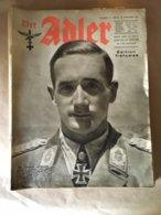 "Revue "" ADLER "" Berlin Le 22 Septembre 1942 N° 19 - 5. World Wars"