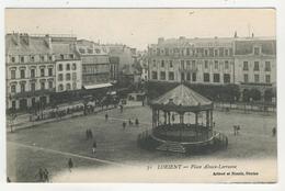 56 - Lorient - Place Alsace-Lorraine - Lorient