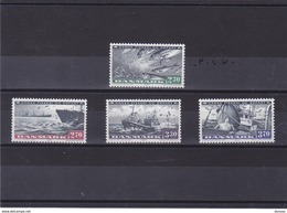 DANEMARK 1984 PËCHE Yvert 815-818 NEUF** MNH - Danemark