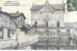 16      Aigre     Maison Gauthier     Comptoir & Magasin - France