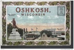OSHKOSH (Wisconsin) / Color Leperello - Oshkosh