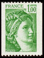 ISSU COLLECTION NEUF YVERT   N° 1981 A - Ungebraucht