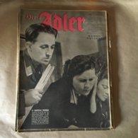 """Revue """" ADLER """"Berlin Le 25 Janvier 1944 N° 2 - 5. World Wars"""