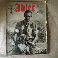 "Revue "" ADLER""   Berlin Le 20 Octobre 1942 N°21 - 5. World Wars"