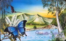 NOUVELLE CALEDONIE  -  Phonecard  -  La Brousse  -  NC 69  -  80 Unités - Nueva Caledonia