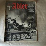 "Revue "" ADLER""   Berlin Le 06 Octobre 1942 N° 20 - 5. World Wars"