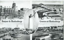 Blankenberge - Blankenberghe - Bonjour De .. - Groeten Uit .. - No 28 - Blankenberge