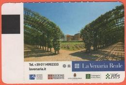 TORINO - La Venaria Reale - Biglietto D'ingresso Ridotto Gruppi - Usato - Tickets - Vouchers