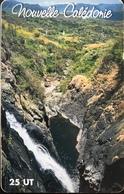 NOUVELLE CALEDONIE  -  Phonecard  -  Cascade De Ciu  -  NC 70  -  25 Unités - Nueva Caledonia