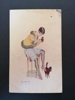 Illustrateur. Peltier. Edt La Parisienne Chez Elle. - Altre Illustrazioni