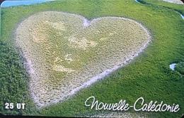 NOUVELLE CALEDONIE  -  Phonecard  -  Coeur De Voh  -  NC 81  -  25 Unités - Nueva Caledonia