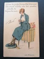 Illustrateur. Femme. Les Ongles. France. - 1900-1949