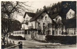 DC809 - Hotel Stern Fränk. Schweiz Sommerfrische Behringersmühle - Otros