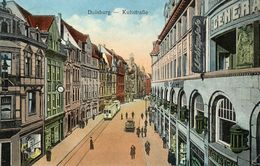 DC940 - Duisburg Kuhstraße Lichtspielhaus Straßenbahn - Duisburg