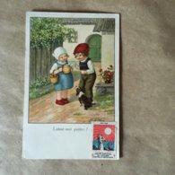 Carte Postale De Pauli Ebner  AR 1348 - Ebner, Pauli