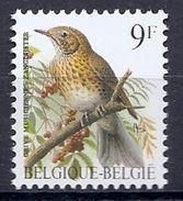 BELGIE * Buzin * Nr 2426 * Postfris Xx * FLUOR  PAPIER - 1985-.. Oiseaux (Buzin)