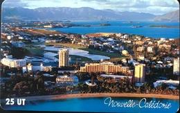 NOUVELLE CALEDONIE  -  Phonecard  -  Noumea Sur Mer  -   NC 102  -  25 Unités - Nueva Caledonia