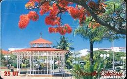 NOUVELLE CALEDONIE  -  Phonecard  -  Kiosque à Musique  -  NC 104  -  25 Unités - Nueva Caledonia