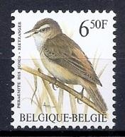 BELGIE * Buzin * Nr 2577 * Postfris Xx * WIT  PAPIER - WITTE GOM - 1985-.. Pájaros (Buzin)