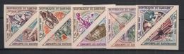 Dahomey - 1967 - Taxe TT N°Yv. 37 à 46 - Postes - Non Dentelé / Imperf. - Neuf Luxe ** / MNH - Bénin – Dahomey (1960-...)