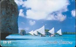 NOUVELLE CALEDONIE  -  Phonecard  -  Baie D'Upi  -  NC 110  -  25 Unités - Nueva Caledonia