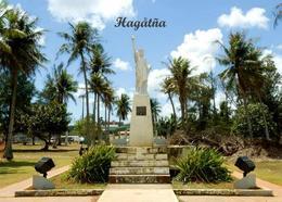 Guam Hagatna Statue Of Liberty New Postcard - Guam