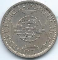 Mozambique - Portuguese Colony - 1971 - 5 Escudos - KM86 - Mozambique