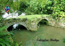 Guam Taleyfac Bridge New Postcard - Guam