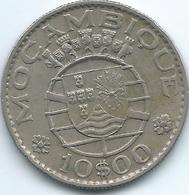 Mozambique - Portuguese Colony - 1974 - 10 Escudos - KM79b - Mozambique