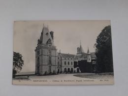 NEUFCHATEAU Château De Bourlemont Façade Méridionale - Neufchâteau