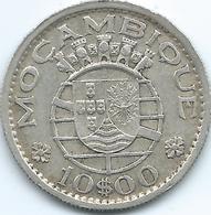 Mozambique - Portuguese Colony - 1960 - 10 Escudos - KM79 - Mozambique