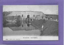 BERENDRECHT-BEIRENDRECHT: FORT-KAZERNE-CASERNE- FORT -MILITARIA-SOLDATEN-HOELEN - Belgien