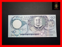 TONGA 10 Pa'anga 1995 P. 34 C  UNC - Tonga