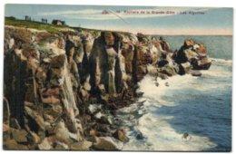 Rochers De La Grande Côte - Les Aiguilles - Belle Ile En Mer