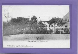 ZANDVLIET-SANTVLIET : HENDRIX-JAGERSRUST-MET VOLK - Belgique