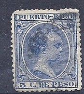 200034454  PUERTO RICO  ESP.  EDIFIL   Nº  79 - Puerto Rico