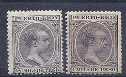 200034455  PUERTO RICO  ESP.  EDIFIL   Nº  115/6   **/MNH - Puerto Rico
