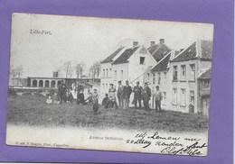 LILLO : HOELEN-AVENUE CATHERINE-MET VOLK - Belgique